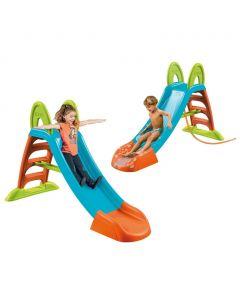 Feber Slide plus glijbaan met wateraansluiting