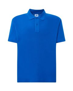 2-pack JHK regular polo royal blue