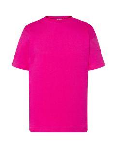 5 pack Kids T-shirt in fuchsia