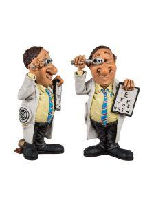 Funny figures - oogarts